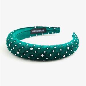 🆕Torrid Green Sparkle Headband NWT